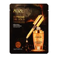 ماسک صورت زوزو مدل 24k Gold