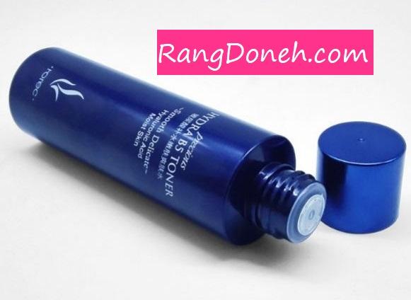 تونر هیالورونیک اسید مرطوب کننده رورک