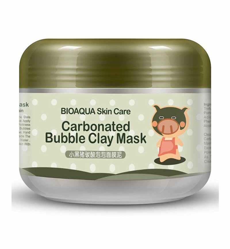 ماسک حبابی کربن بیوآکوا