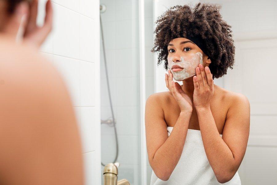 روتین مراقبت از پوست