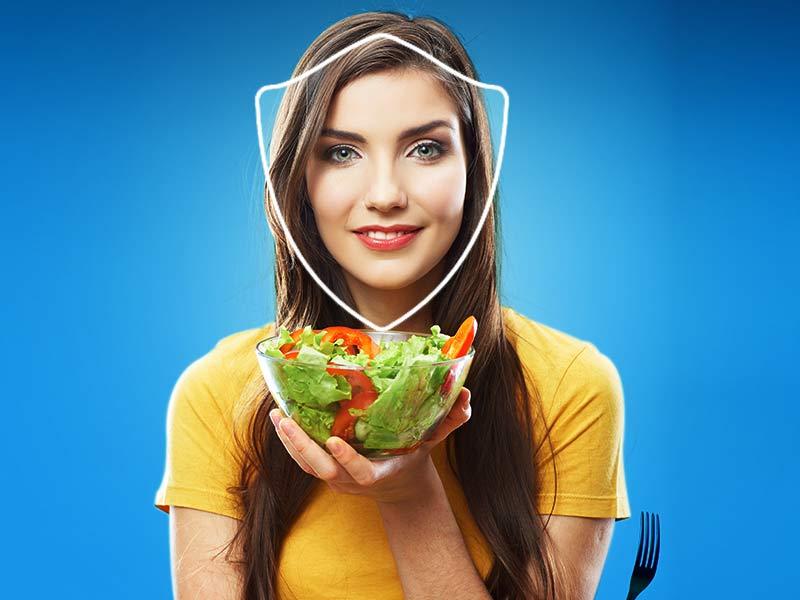 12 تا از بهترین خوراکی ها برای داشتن پوست سالم
