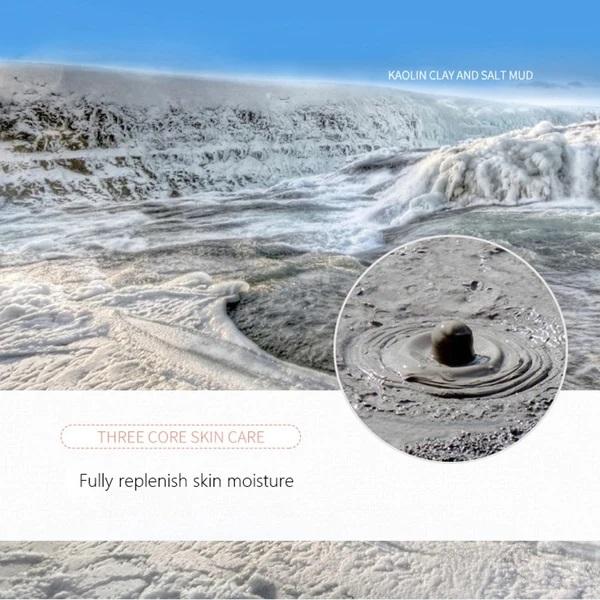 ماسک خاک رس و جلبک دریایی بیوآکوا