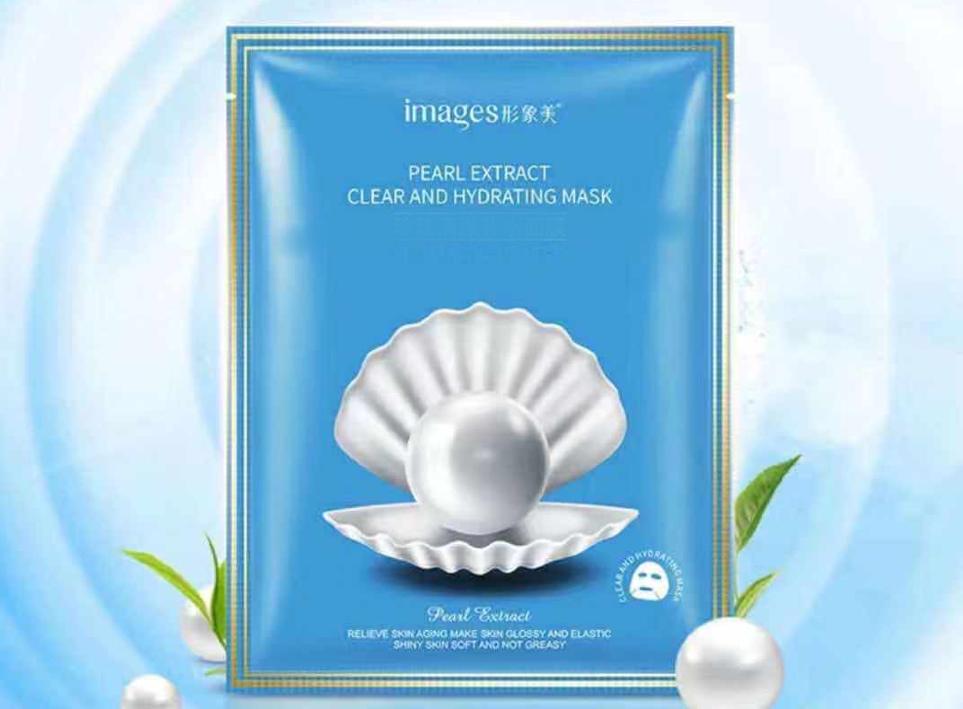 ماسک ورقه ای پاک کننده منافذ و مرطوب کننده مروارید ایمیجز