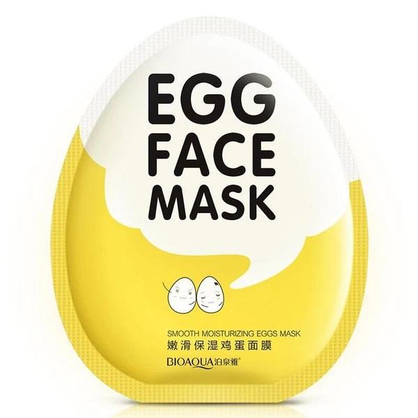 ماسک ورقه ای تخم مرغ بیوآکوا