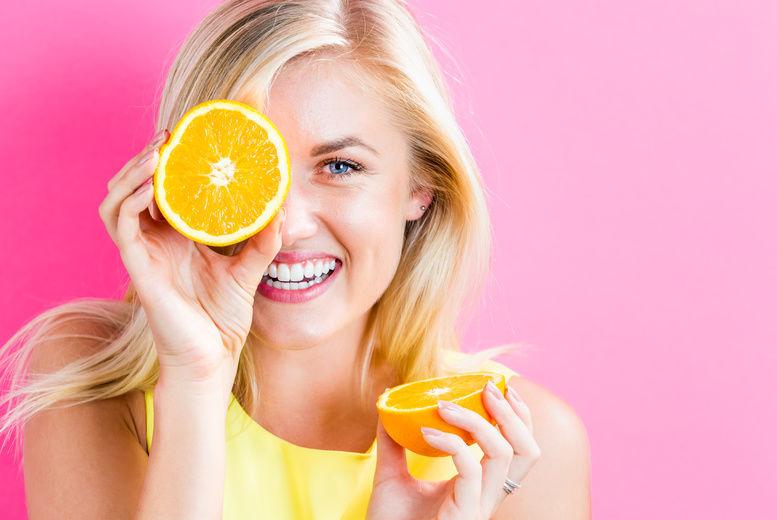 ویتامین سی موجب روشن شدن پوست می شود