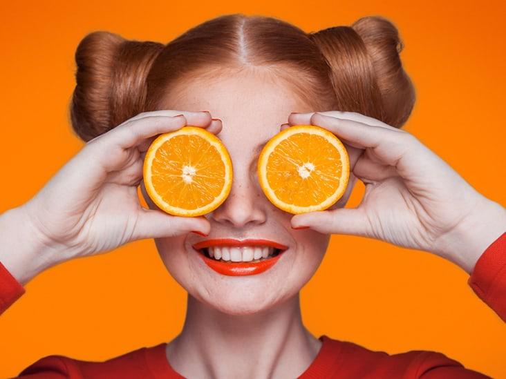 خواص پودر ویتامین سی برای پوست صورت