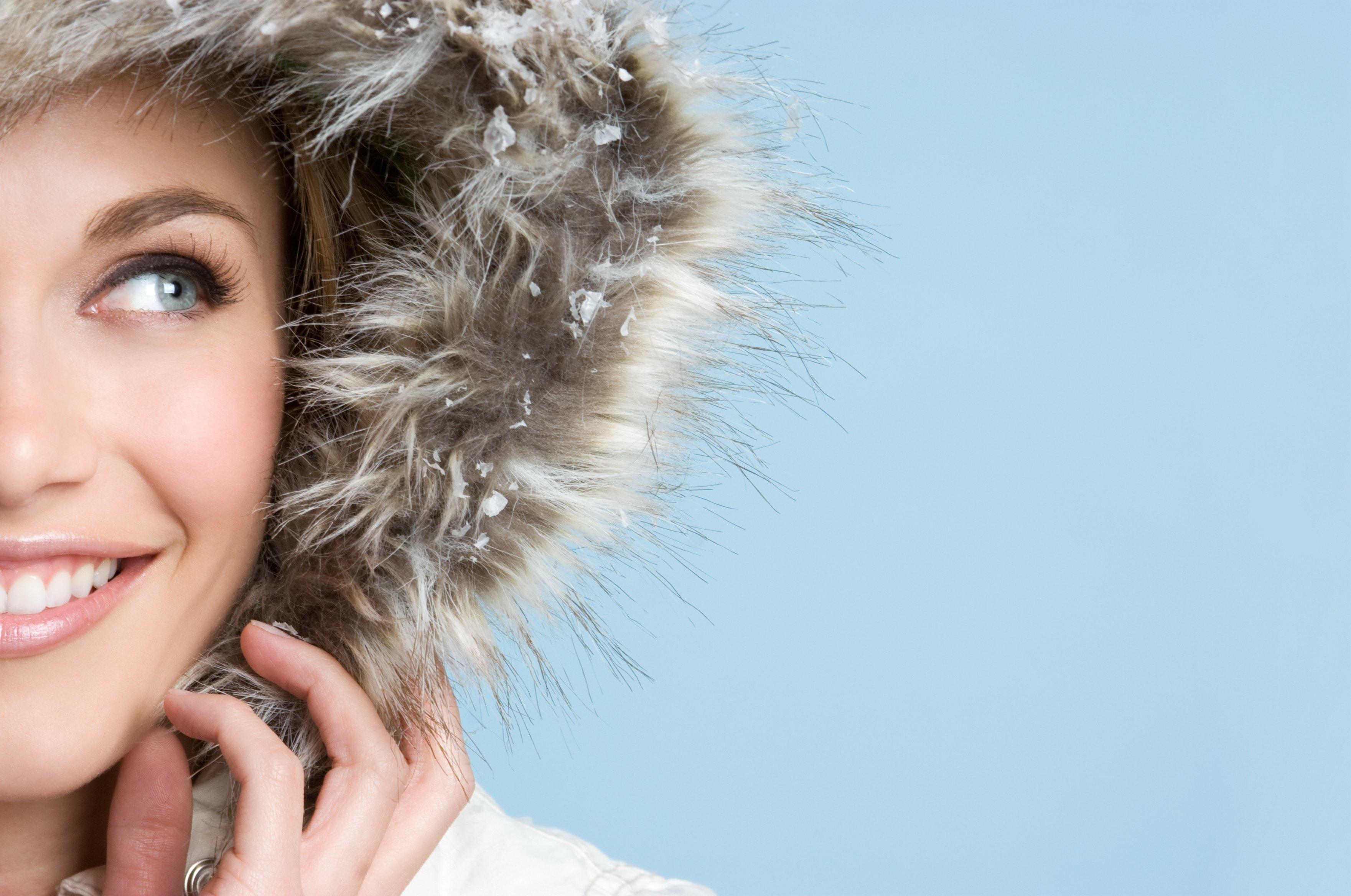 اصول نگهداری از پوست در هوای زمستانی