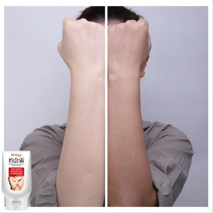 کرم سفید کننده سریع بدن بیوآکوا
