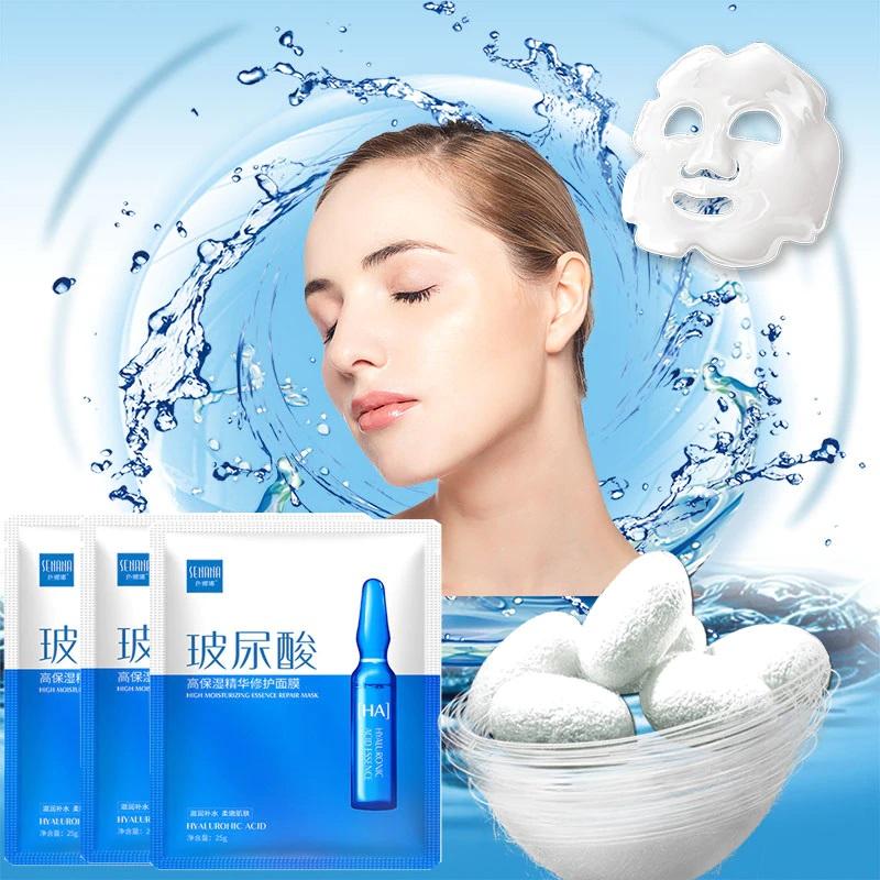 ماسک هیالرونیک اسید سنانا