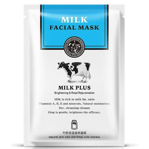 ماسک ورقه ای شیر گاو هاچانا