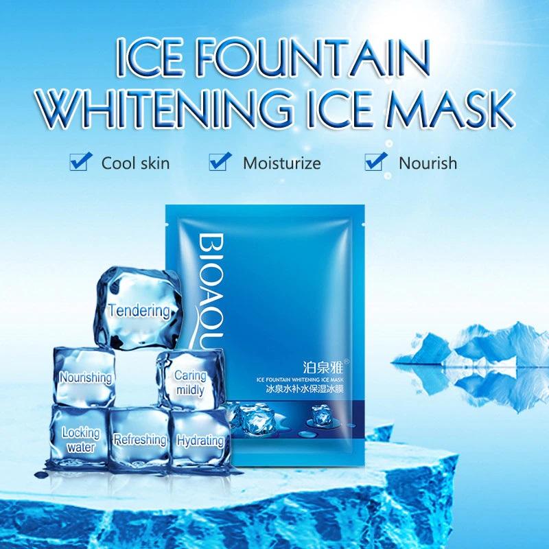 ماسک ورقه ای یخ بیوآکوا