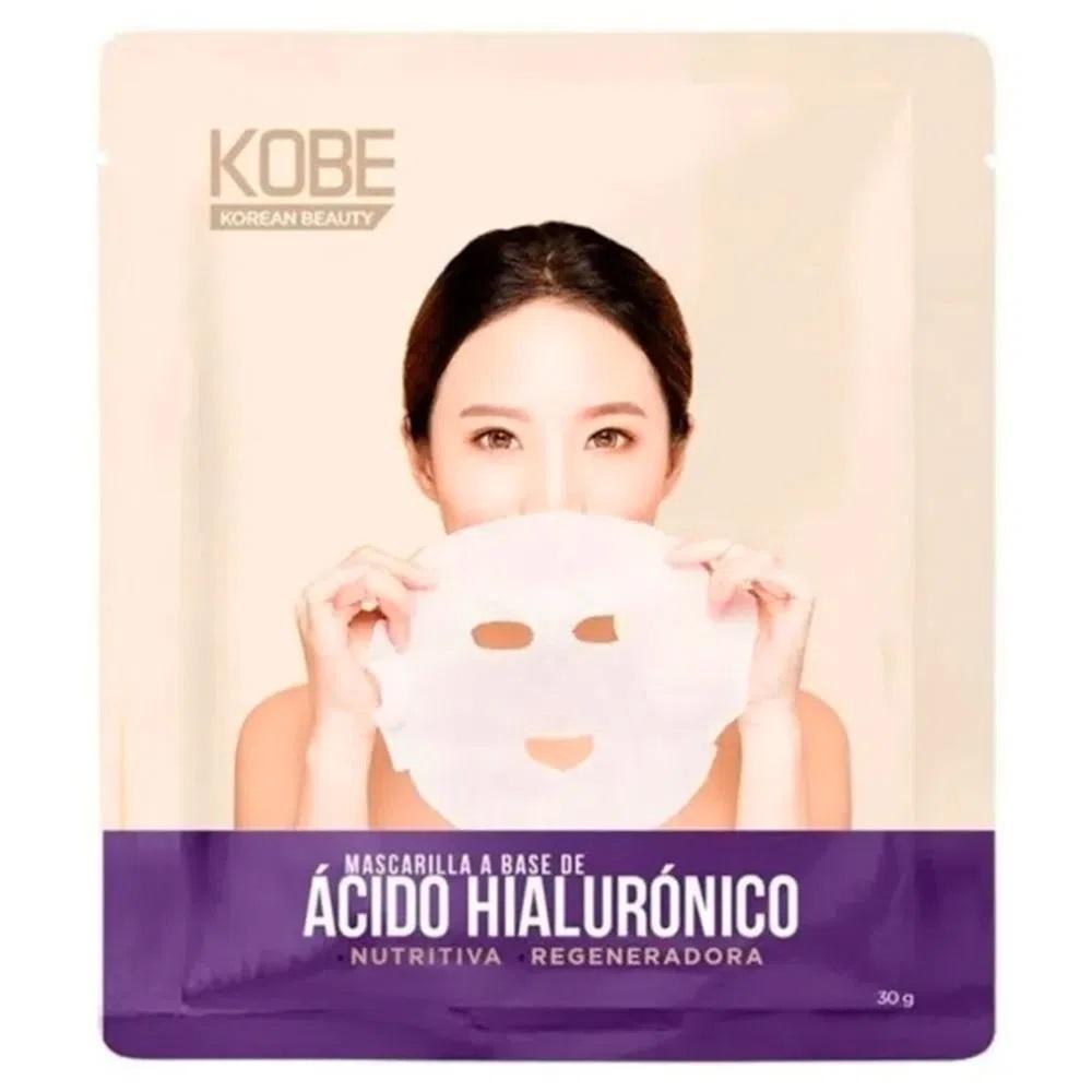 ماسک ورقه ای هیالورونیک اسید کوبه