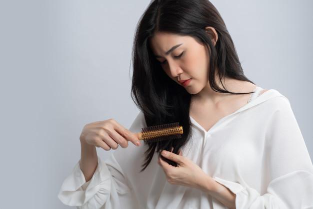 ریزش موی پس از زایمان
