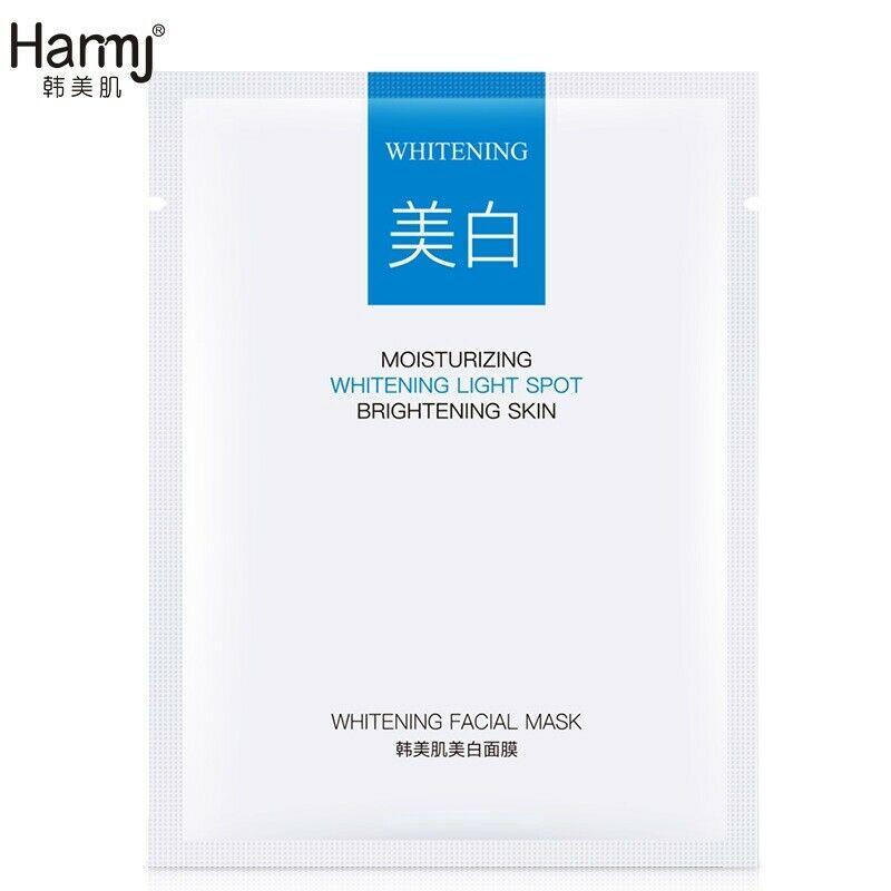 ماسک ورقه ای سفید کننده و ضد لک هانجی