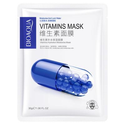 ماسک ورقه ای ویتامین B بیوآکوا