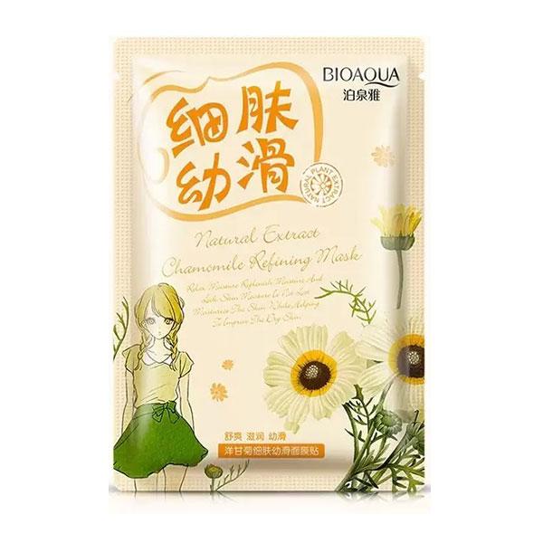 ماسک ورقه ای بابونه طلایی بیوآکوا