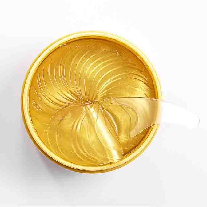 پچ زیر چشم طلا بیوآکوا
